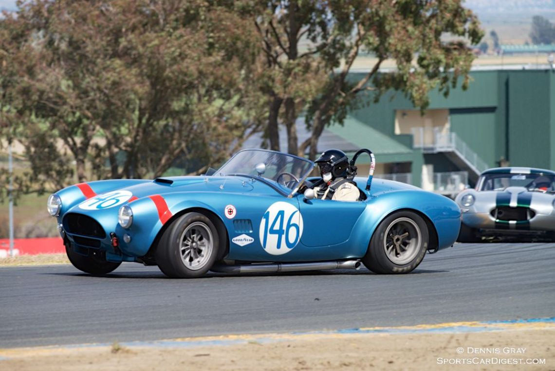 Chris MacAllister's 1964 Shelby Cobra