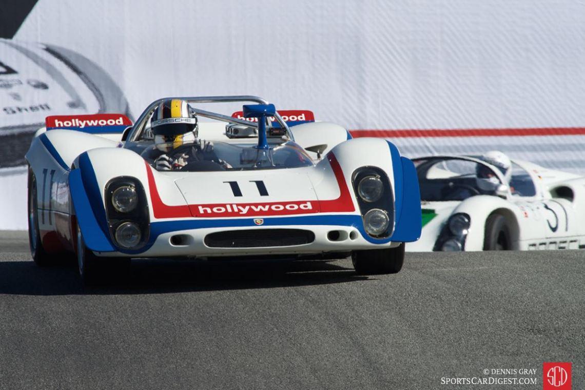 Dener Pires - 1969 Porsche 908/02.