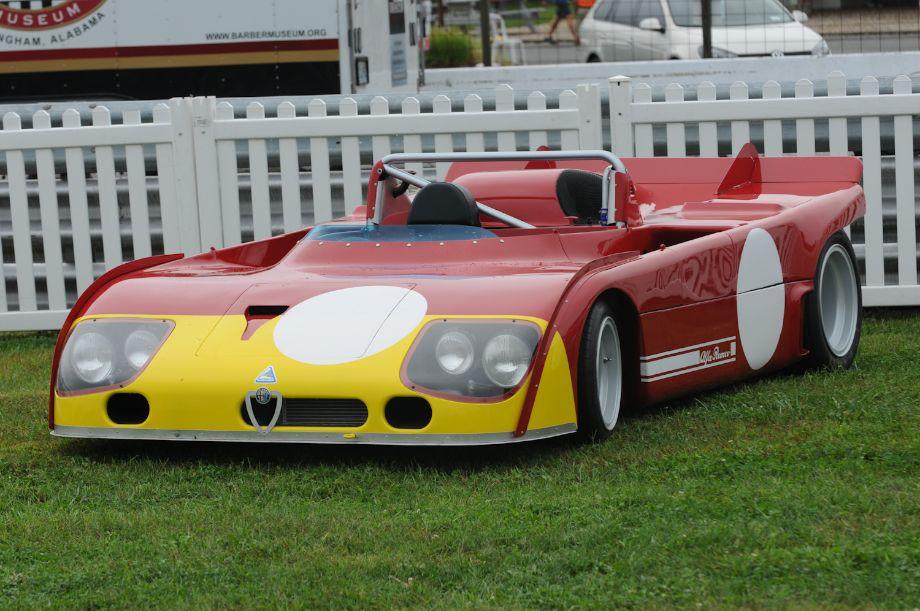 1972 Alfa Romeo 33 TT3.