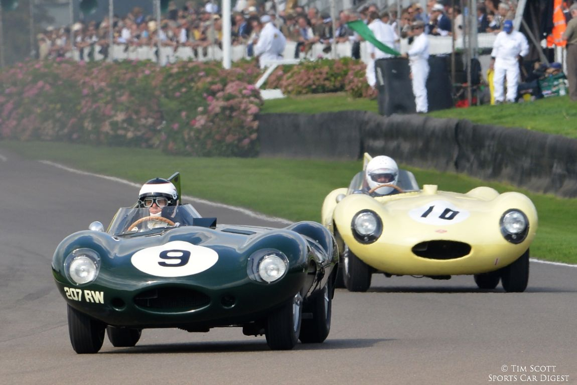 Goodwood Revival 2014 Jaguar D Type Photos Results