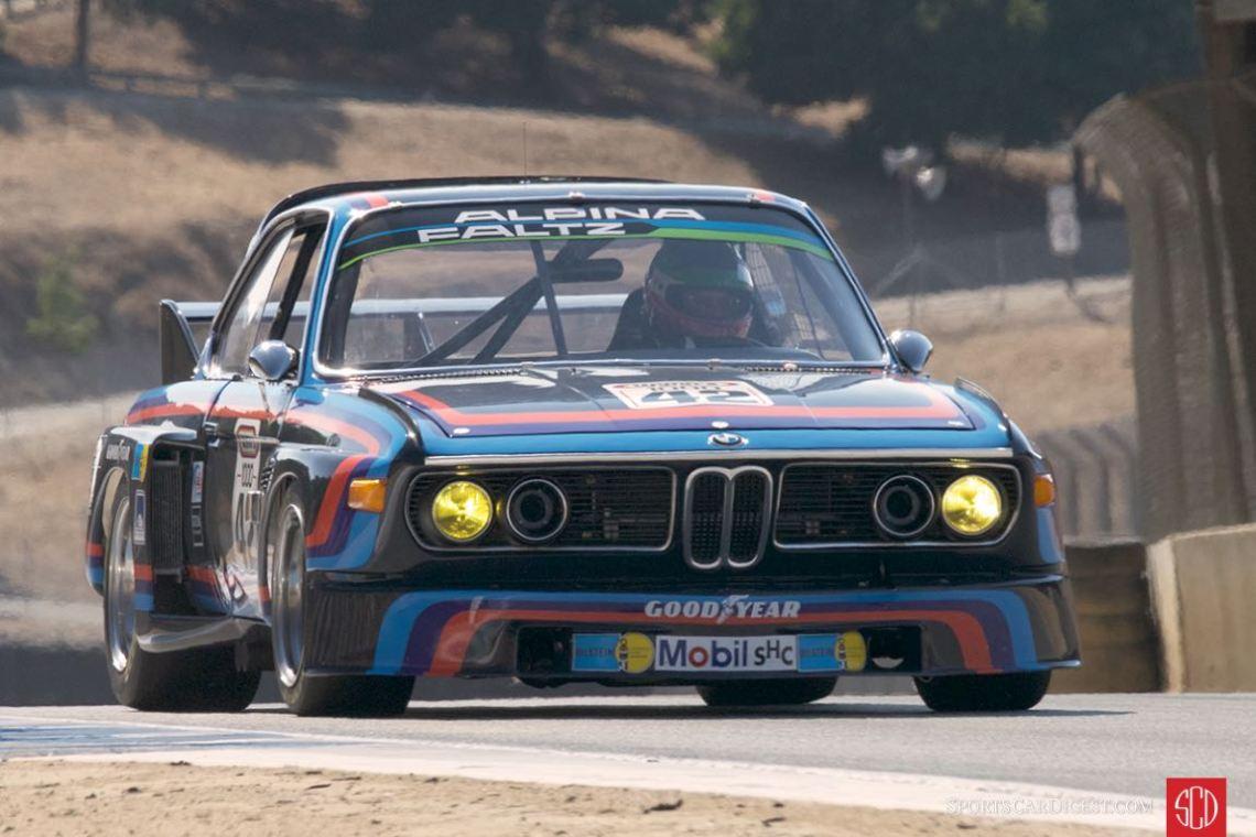 Mark Colbert - BMW CSL.