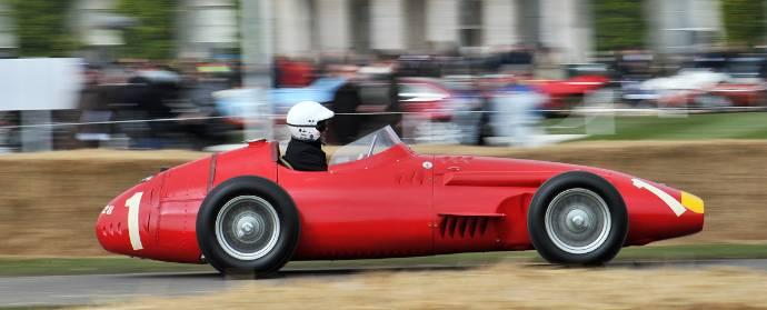 1957 Maserati 250F, ex-Fangio