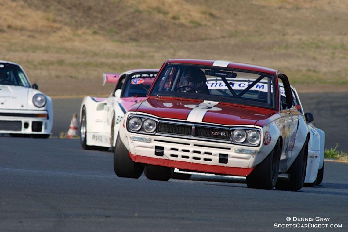 Jim Froula's 1972 Nissan Skyline GT-R