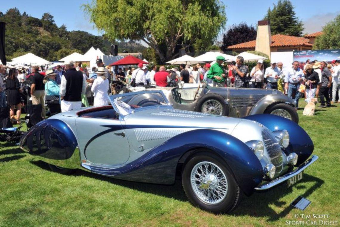 1938 Talbot-Lago T150 C SS
