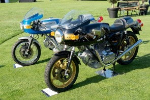 1980 Ducati 900SS at Quail Motorcycle Gathering