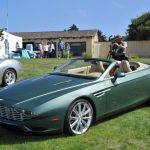 Aston Martin Db9 Spyder Centennial Zagato Sports Car Digest The Sports Racing And Vintage Car Journal