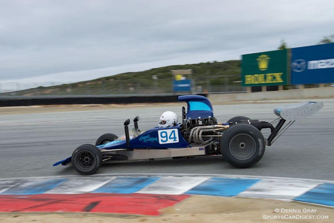 Eric Haga's Lola T300.