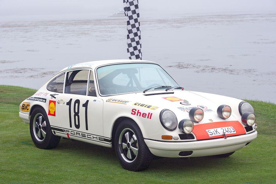 1967 Porsche 911R Coupe
