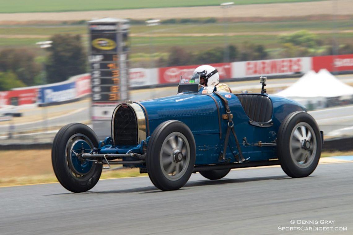 Martin McGlone's 1928 Bugatti Type 35B
