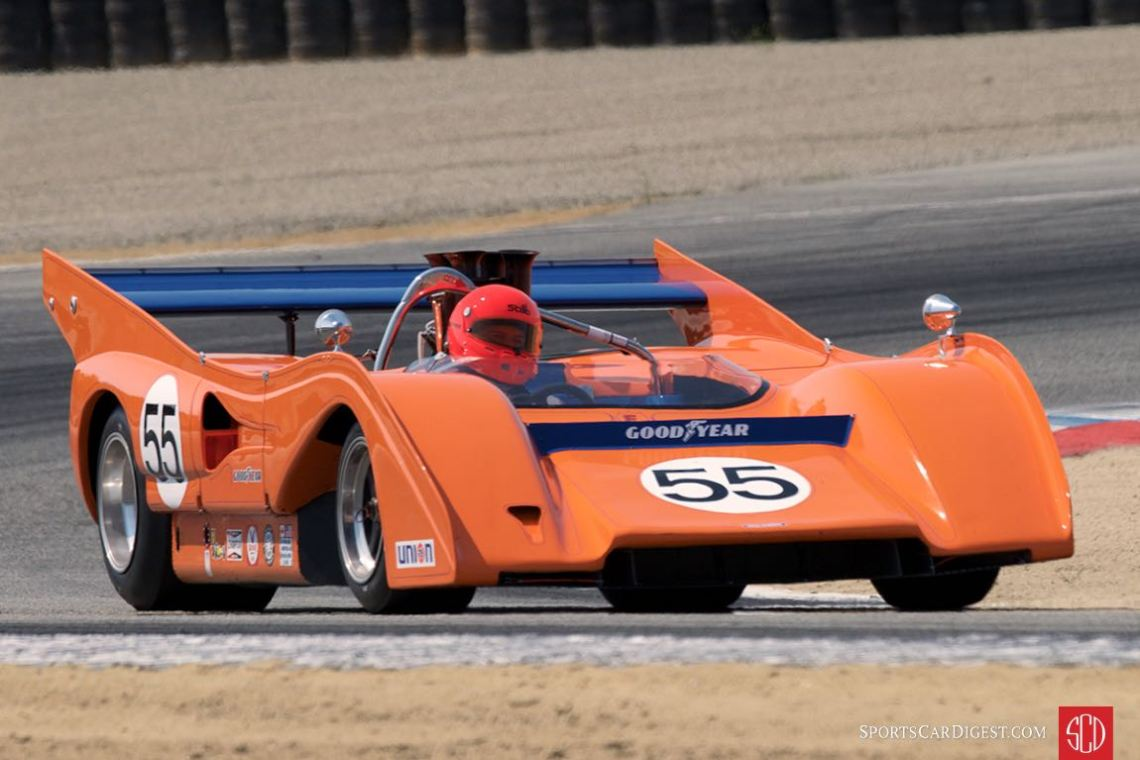 Robert Kauffman - McLaren M8