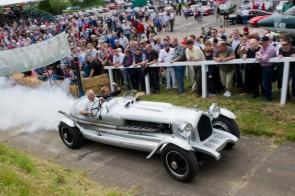 Brooklands Double Twelve Motorsports Festival 2012