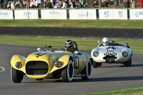 Ol' Yeller II at the Goodwood Revival