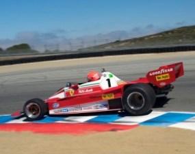 Dennis Gray - Monterey Motorsports Reunion Calendar