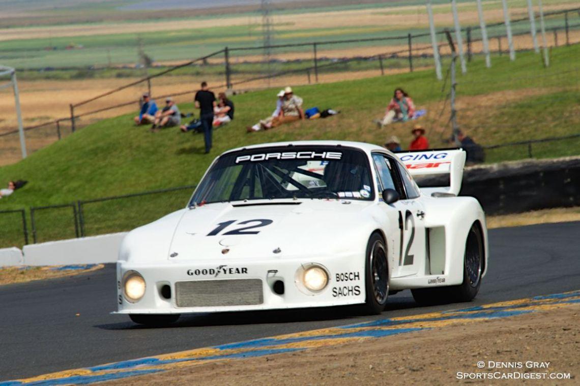 Bruce Canepa's 1979 Porsche 935