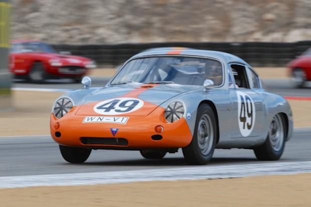 1960 Porsche Abarth of Ranson Webster