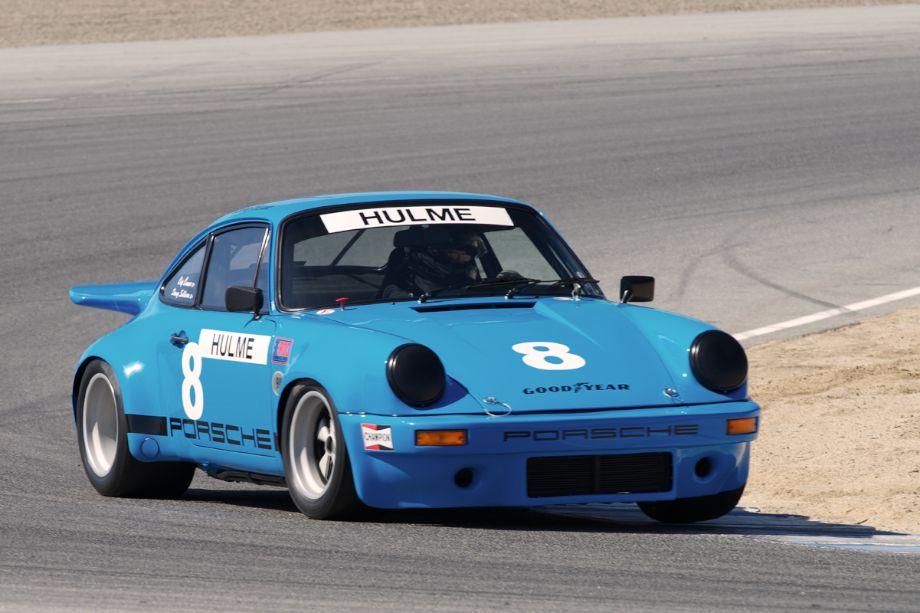 1974 Porsche 911 RSR IROC