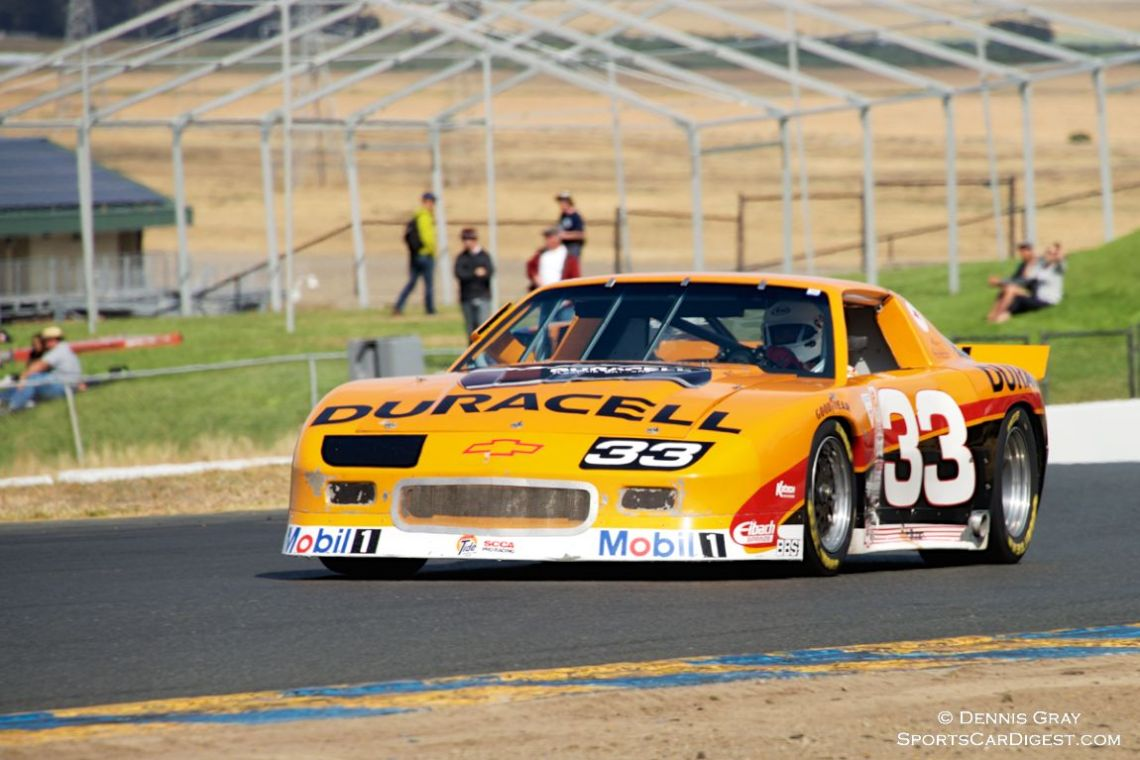 Bill Ockerlund's 1991 Chevrolet Camaro