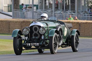 Le Mans Bentley 4.5 Litre