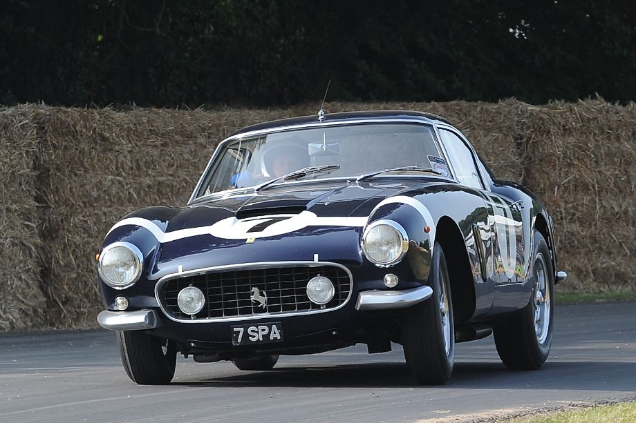 Ex-Rob Walker Team, Goodwood Tourist Trophy-winning Ferrari 250 GT SWB Berlinetta Competitizone