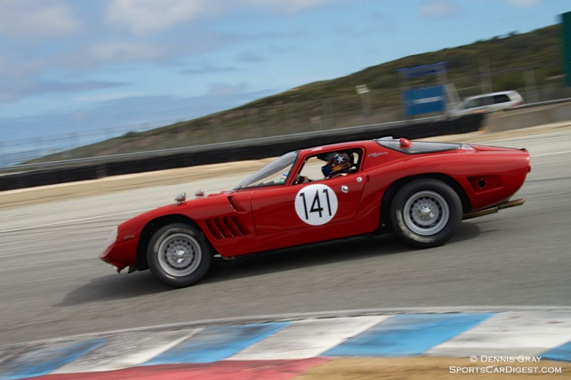 John Fudge's 1966 Bizzarrini 5300GT
