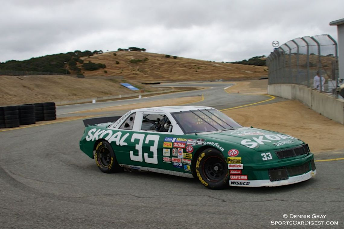 Karen Tye's 1993 Chevrolet Lumina stock car