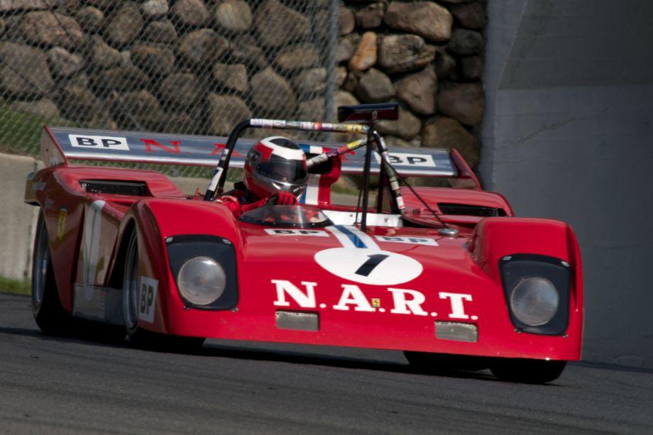 John Goodman's 1971 Ferrari Sparling Special.