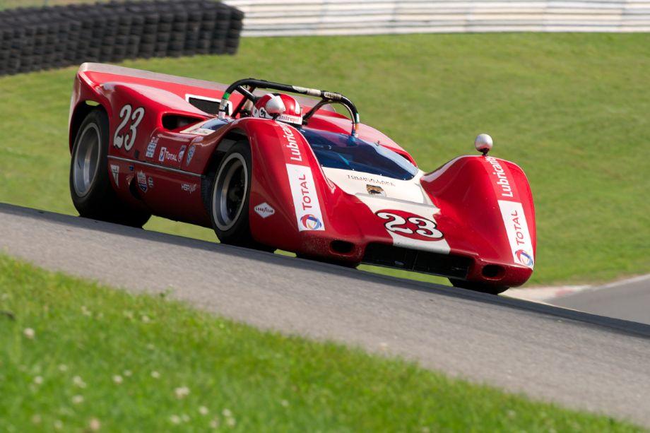 Bert Skidmdore's 1968 McLaren M6B.
