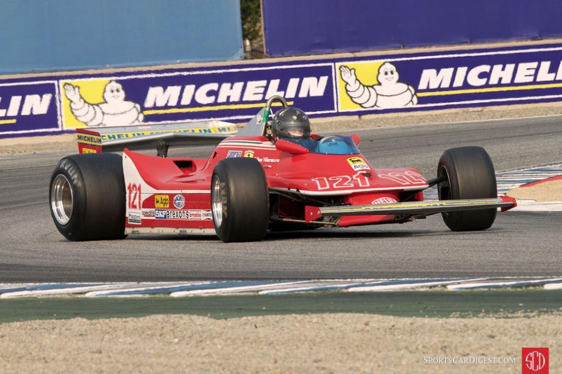 Danny Baker - 1979 Ferrari 312 T4