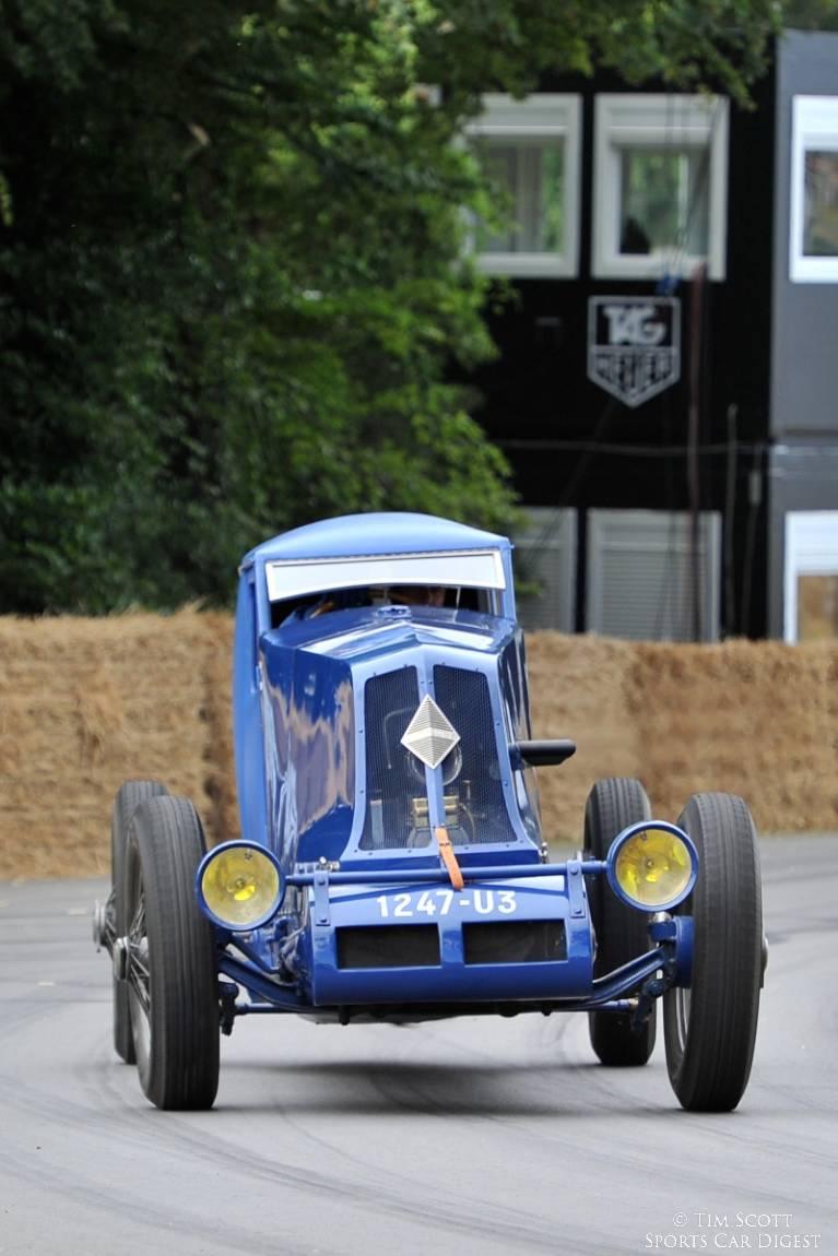 1926 Renault 40CV Type NM des records
