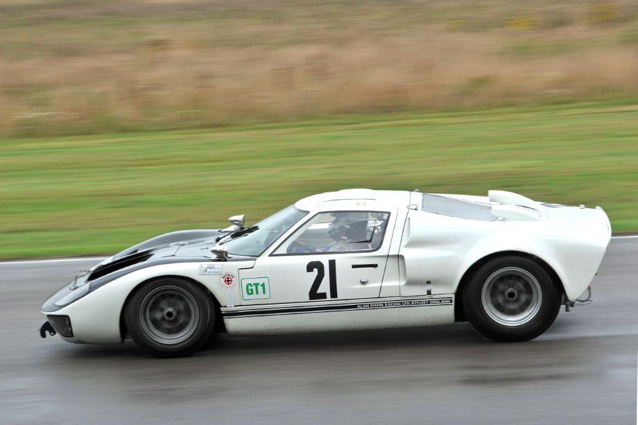 Alan Mann Racing Ford GT40
