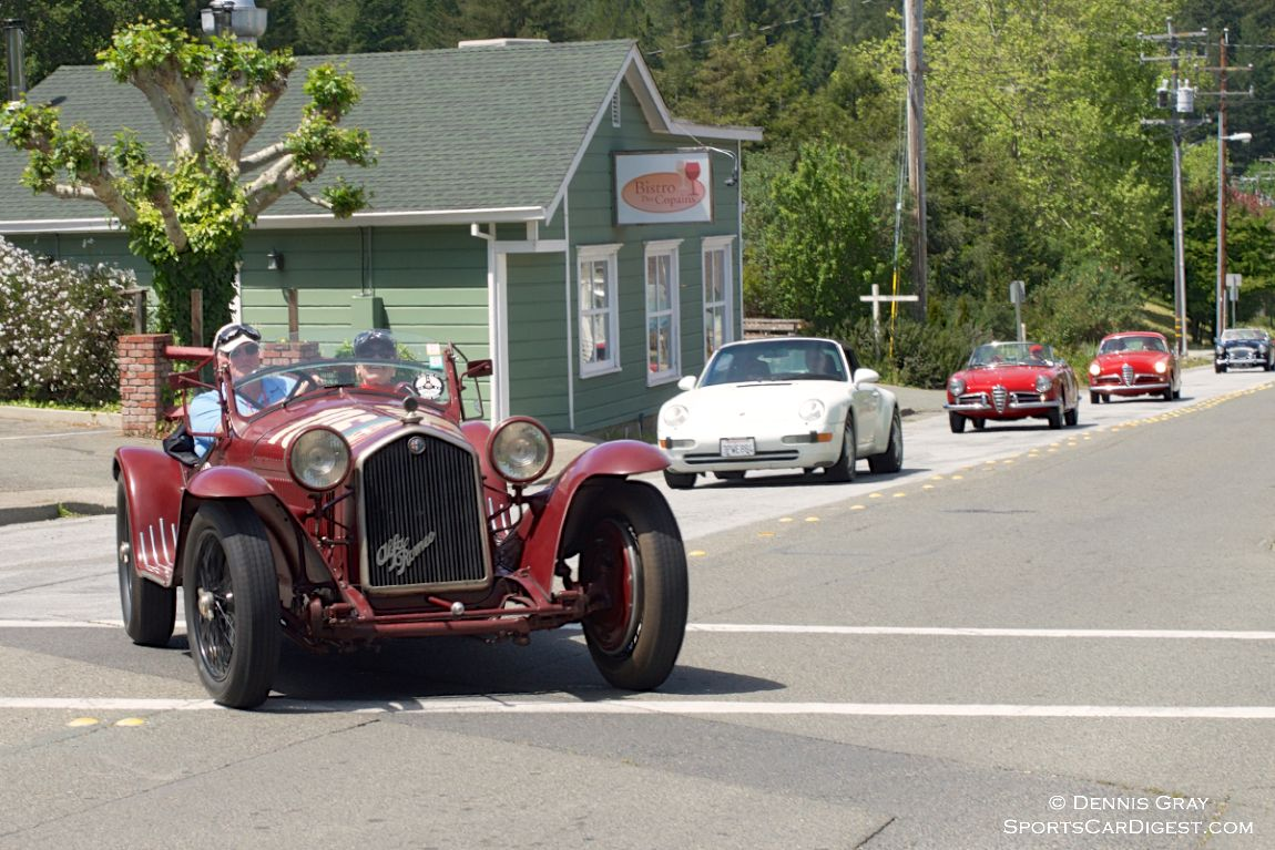 California Mille 2015 - Report and Photos
