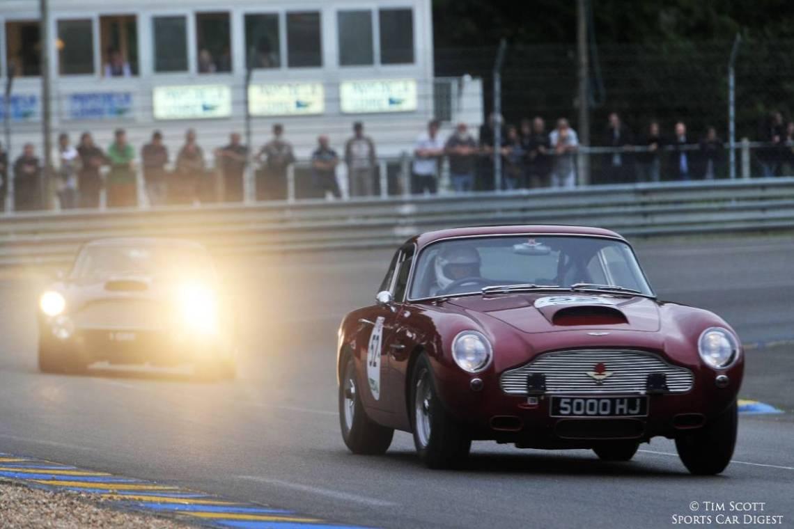 1960 Aston Martin DB4 GT