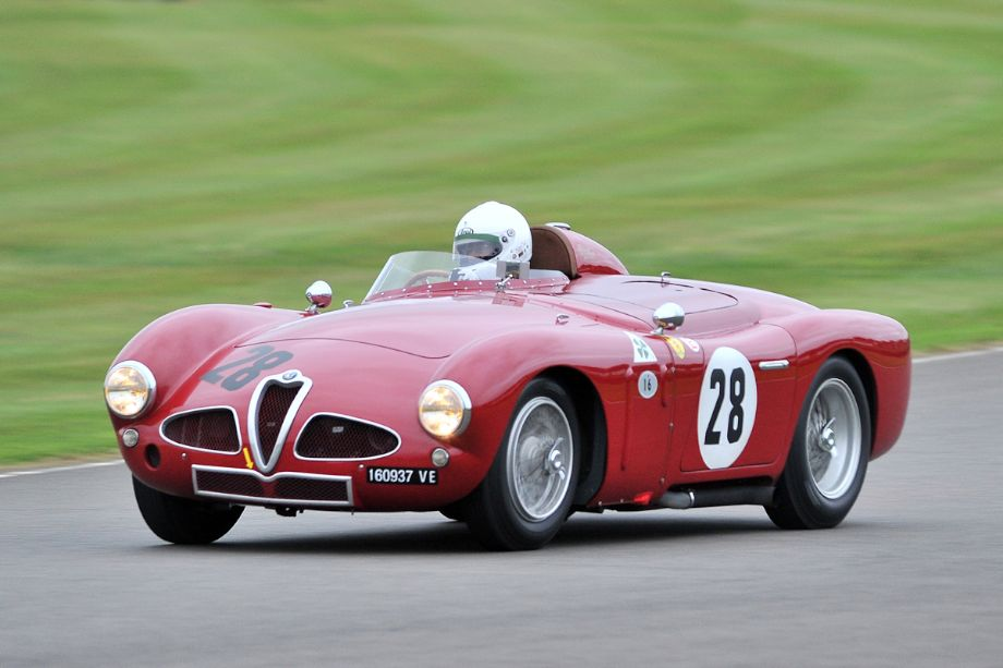 Goodwood Revival 2013 - Freddie March Trophy Photos ...