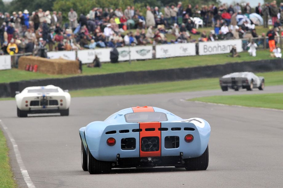 Mirage Ford GT40