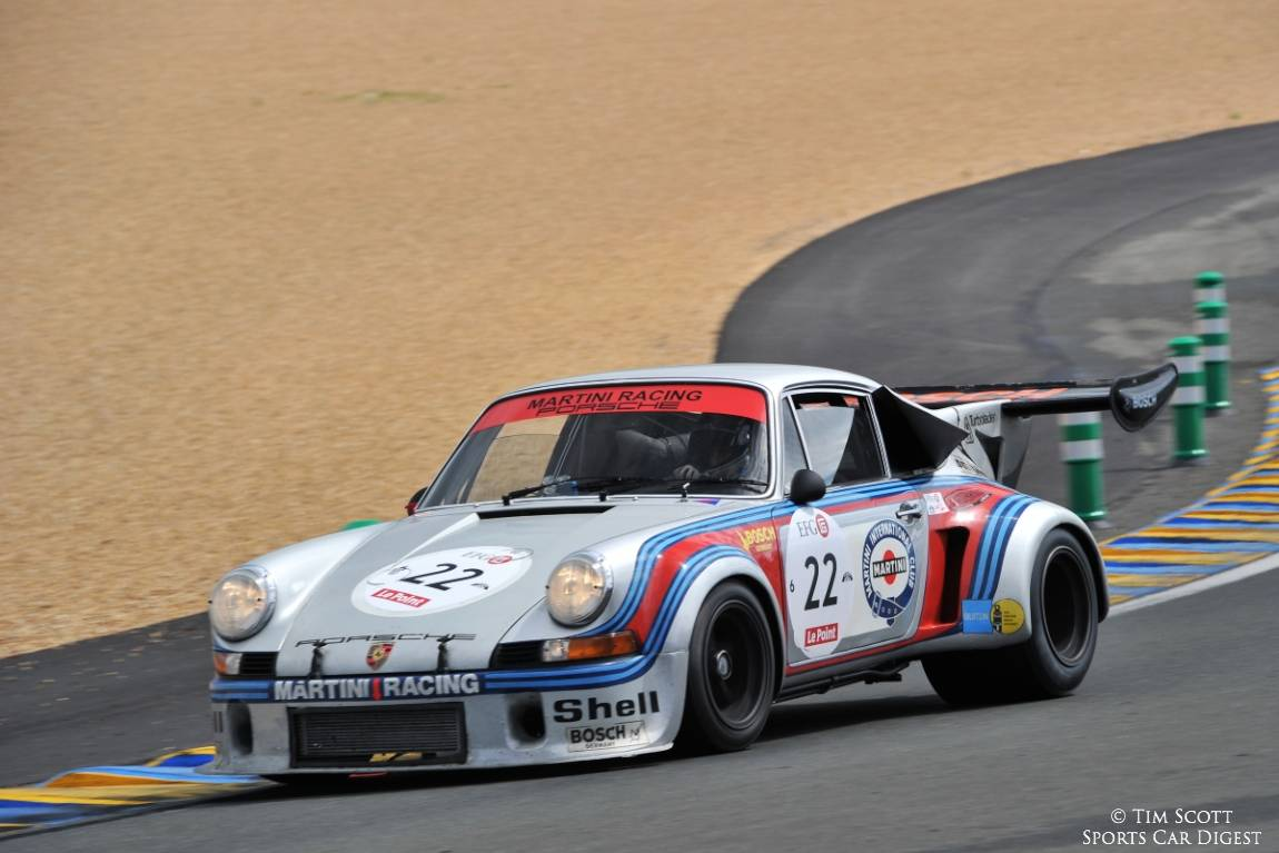 Le Mans Classic 2014 1972 To 1979 Photos Results Report