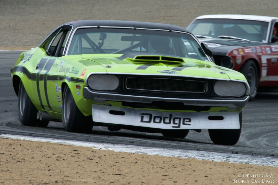 Richard Goldsmith's 1970 Challenger.
