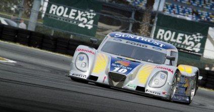 SunTrust Racing, Ford / Dallara #10