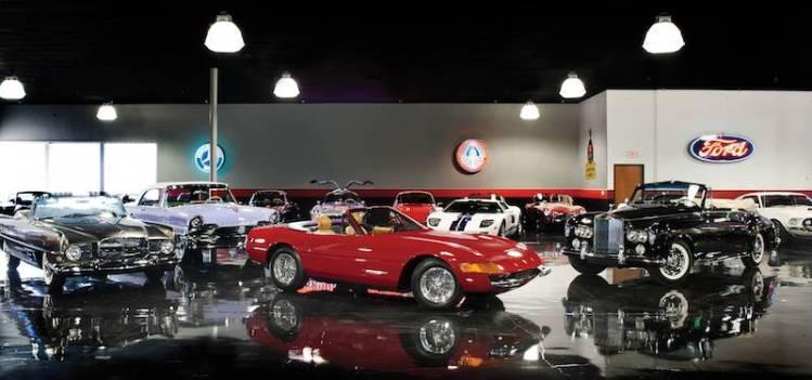 Don Davis Car Collection