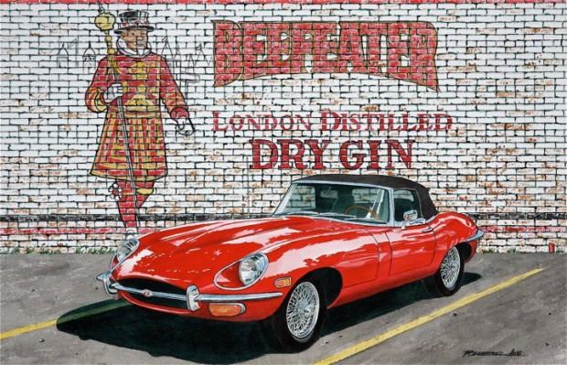 Dana Forrester - The Red Jaguar