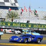50 Years of Champions at Daytona – Report and Photos