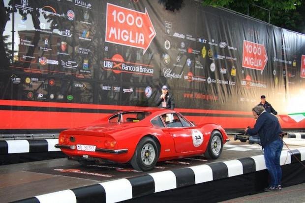 1972 Dino 246 GT - Vincenzo Cremonini and Augusto Cremonini