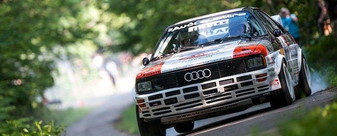Audi Sport Quattro Group B Rally