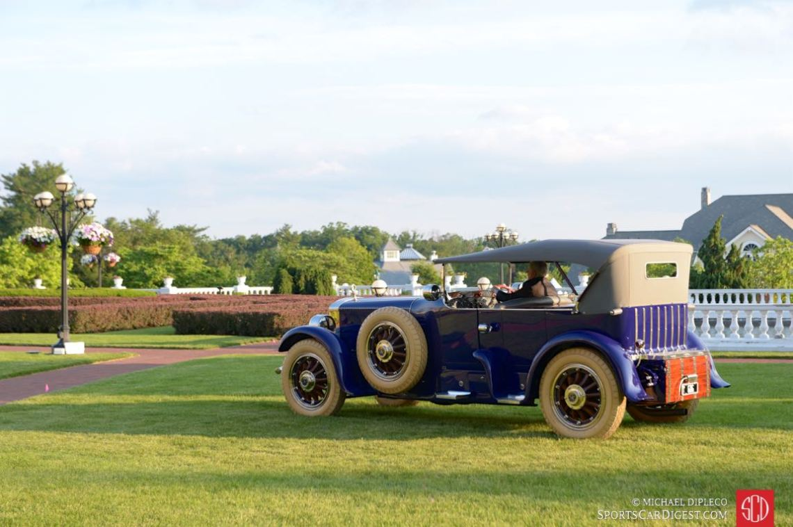 1919 Pierce-Arrow 66A-4 Touring by Don Lee.