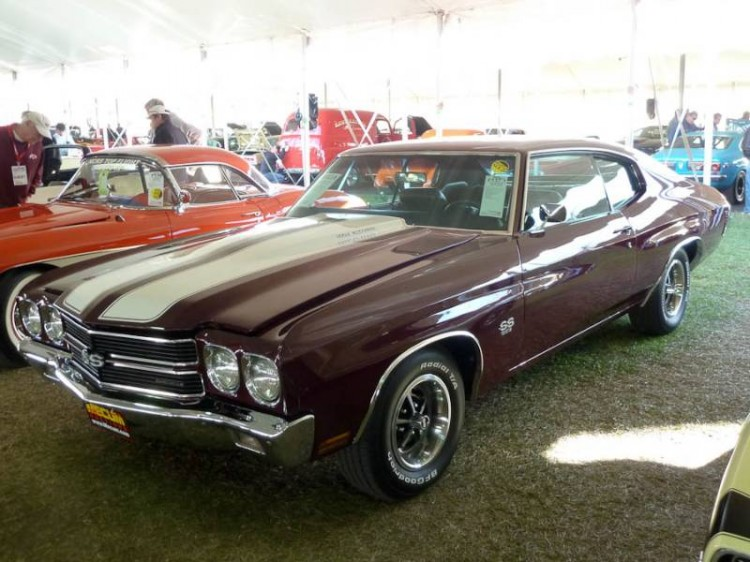 1970 Chevrolet Chevelle SS 396 2-Dr. Hardtop