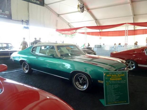 1972 Buick Skylark Sun Coupe 2-Dr. Hardtop