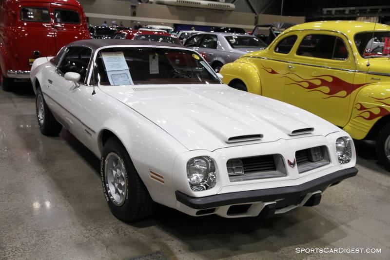1975 Pontiac Firebird Formula Coupe