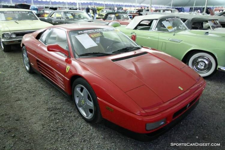 1991 Ferrari 348tb Coupe
