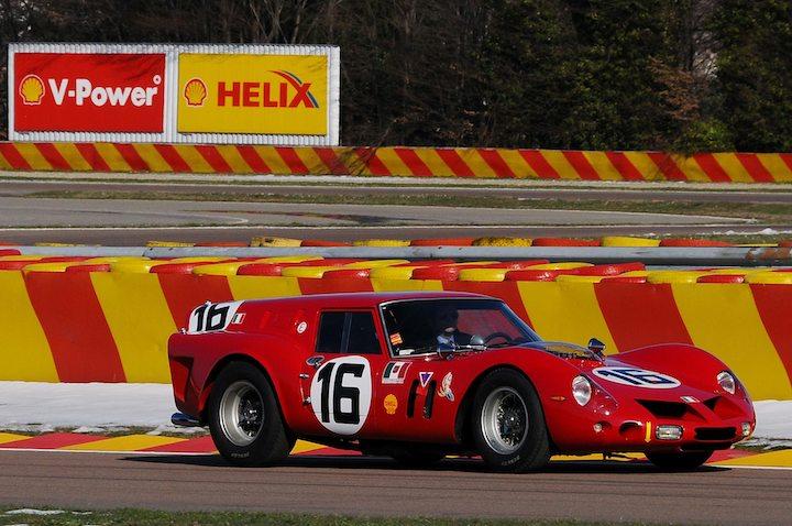 Ferrari 250 Gt Breadvan History Profile Photos