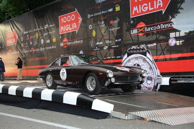 1963 Ferrari 250 GT Lusso - Michael Pearce and David Moores