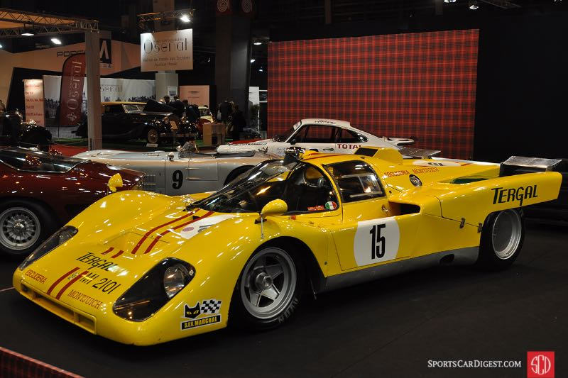 Ex-Escuderia Montjuich Ferrari 512M